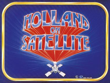 Holland on Satellite